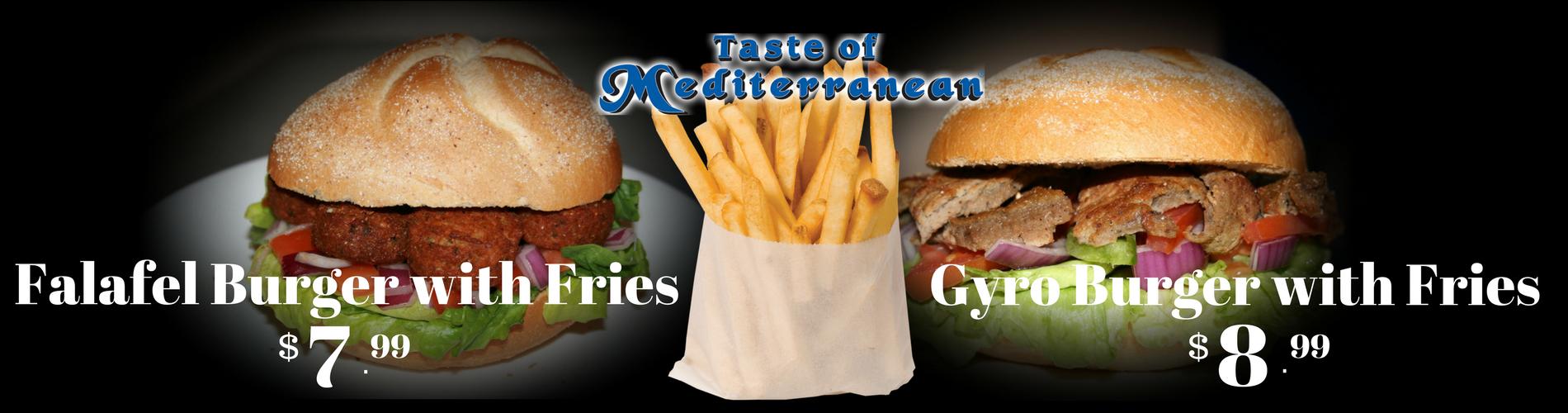 Falafel Burger WEB